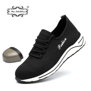 Anti-smashing steel toe caps work shoes Mens Apparel > Male > Shoes > Work Shoes Oak Bay Shoes