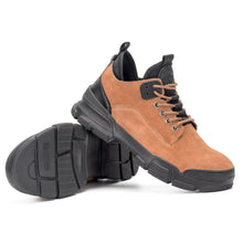 Load image into Gallery viewer, Cozy Steel Toe Shoes 2019 Unisex Safety Work Shoes