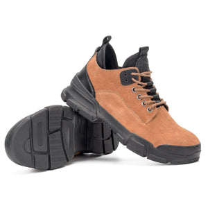 Cozy Steel Toe Shoes 2019 Unisex Safety Work Shoes