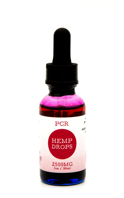Phyto Cannabinoid Rich Drops 2500mg 30ml