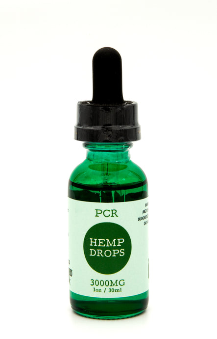 Phyto Cannabinoid Rich THC FREE Drops 3000mg 30ml