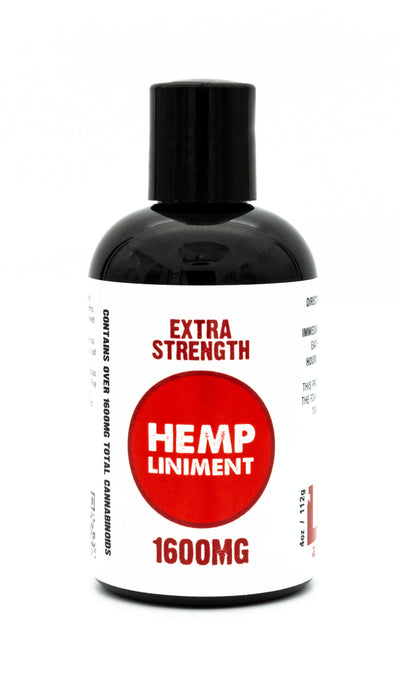 Phyto Cannabinoid Rich Topical Liniment 1600mg 4oz