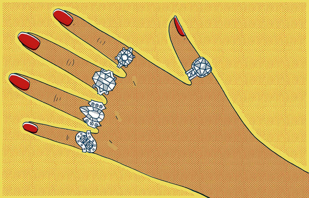 2016 Wealth Simple: The Best Way to Invest in an Engagement Ring