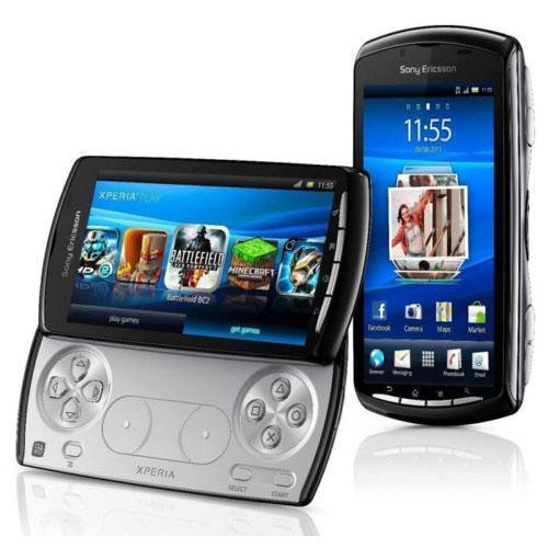 Sony Ericsson Xperia PLAY R800 - 5MP, WiFi