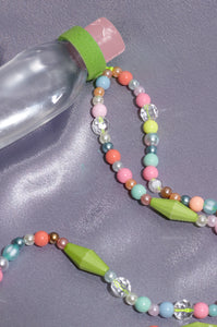 SHINEBOP BEADED CHAIN - SHERBET