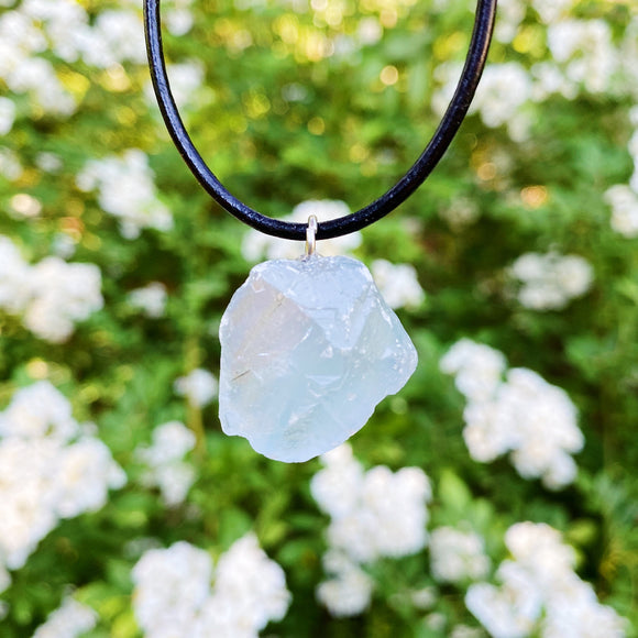 Celestite Necklace