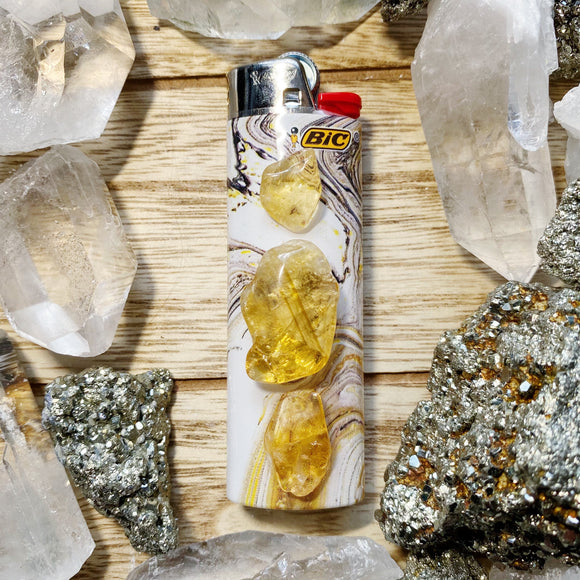 Crystallized Lighter 2 (Citrine)