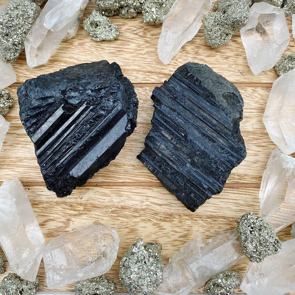 Black Tourmaline XL