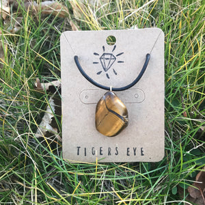 Tigers Eye Necklace 1