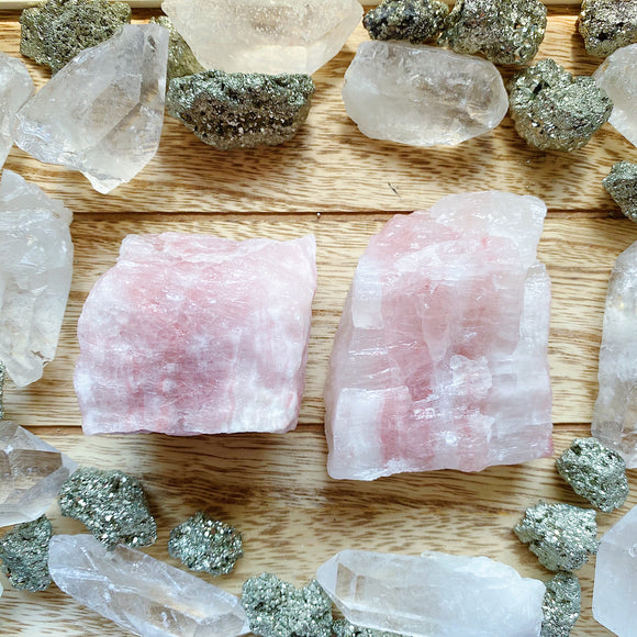 Pink Calcite L