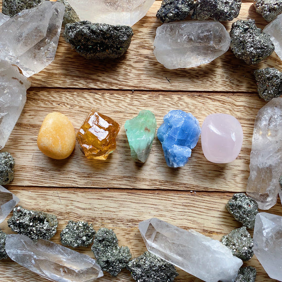 Calcite Travel Collection
