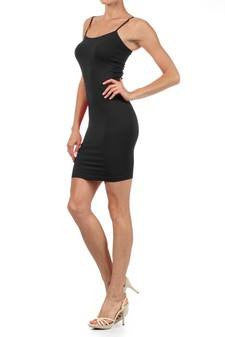 Lola Tank Dress - Black - Jourdan's Jewels