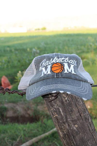 Basketball Mom Hat - Jourdan's Jewels