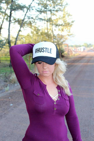 #HUSTLE Trucker Hat