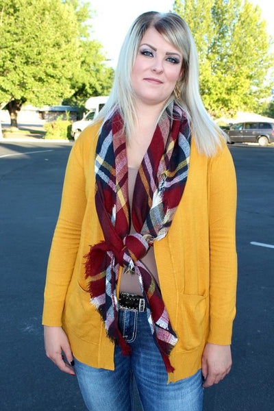 Blanket Scarf - Lighthouse - Jourdan's Jewels