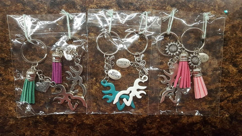 Browning Best Friend Keychain Set - Jourdan's Jewels