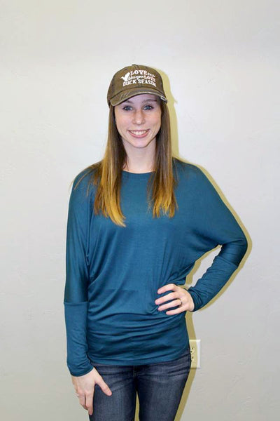 Love Me Like You Love Duck Season Hat - 3 Colors - Jourdan's Jewels