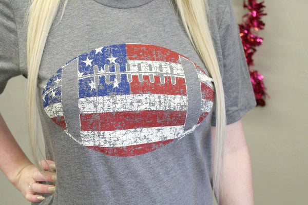 American Football Tee - Jourdan's Jewels
