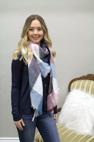Blanket Scarf - Tom Girl - Jourdan's Jewels