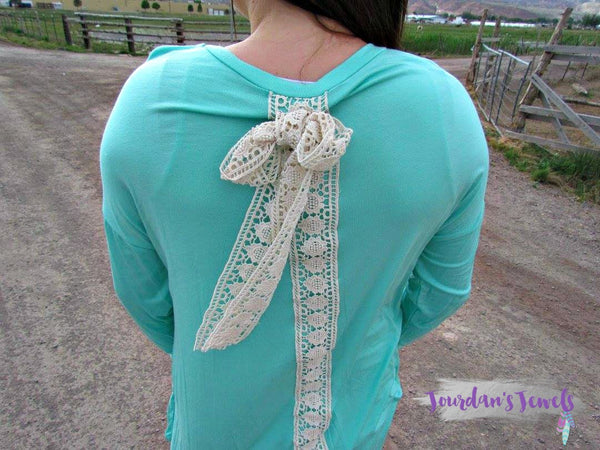 Patsy Top - Mint
