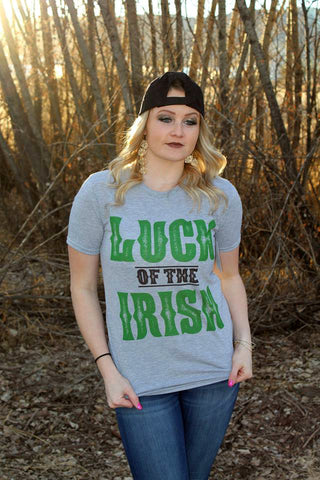 Luck of the Irish Tee - Jourdan's Jewels