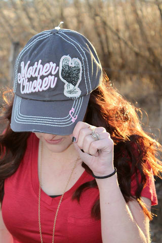 Mother Clucker Hats - Several Colors - Jourdan's Jewels