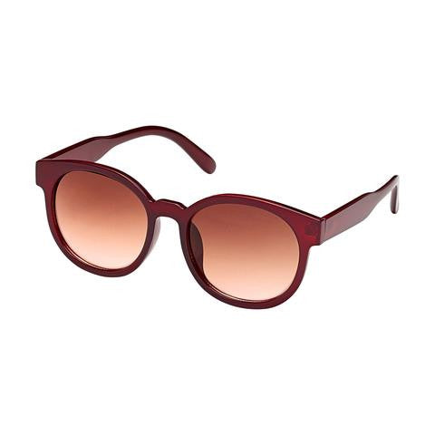 Burgundy Sunglasses - Jourdan's Jewels
