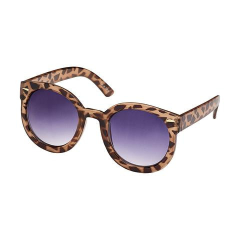 Cecily Round Sunglasses - 2 Colors - Jourdan's Jewels