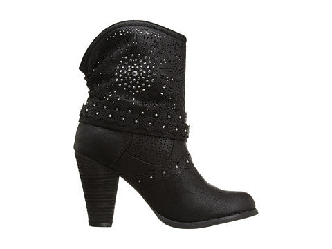 Adelaide Booties - Black | Not Rated