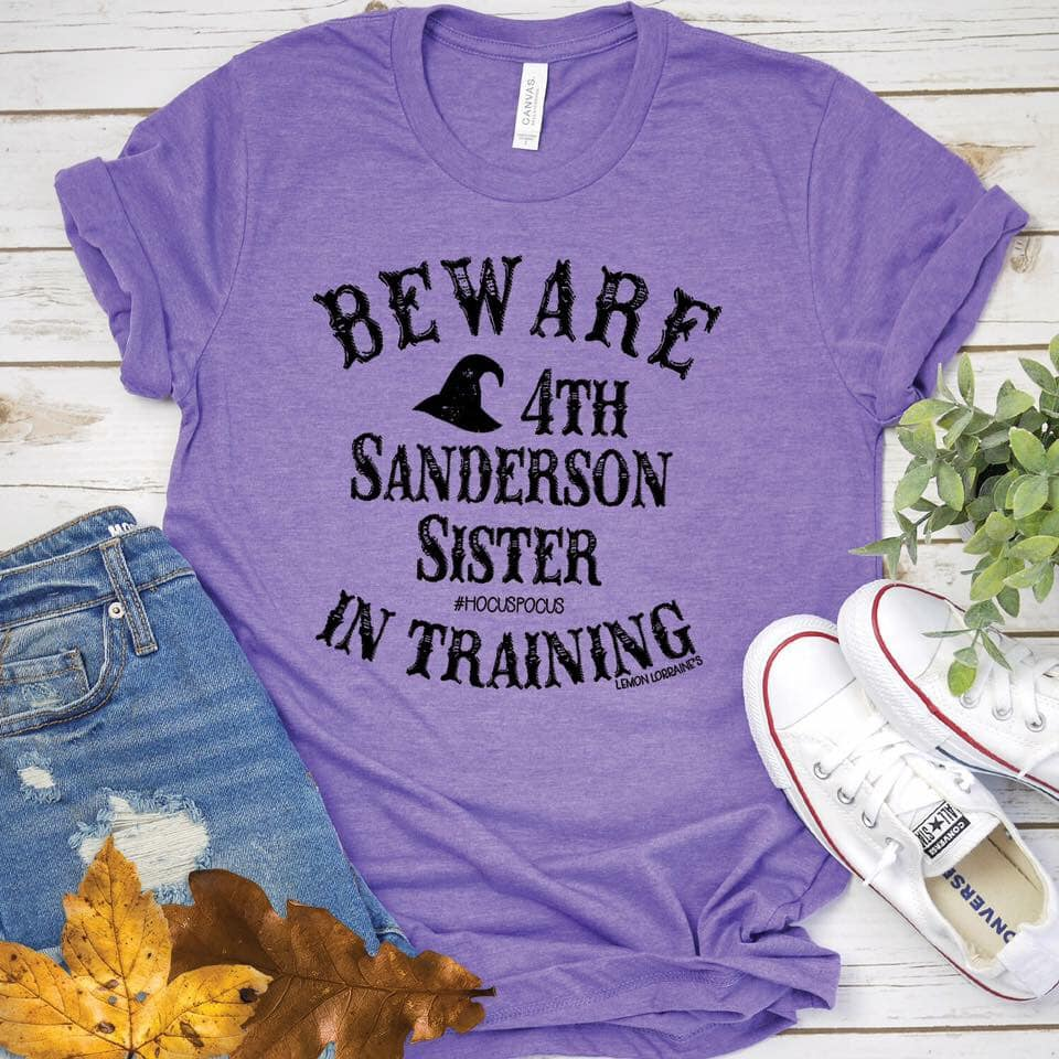 Beware 4th Sanderson Sister in Training - Jourdan's Jewels