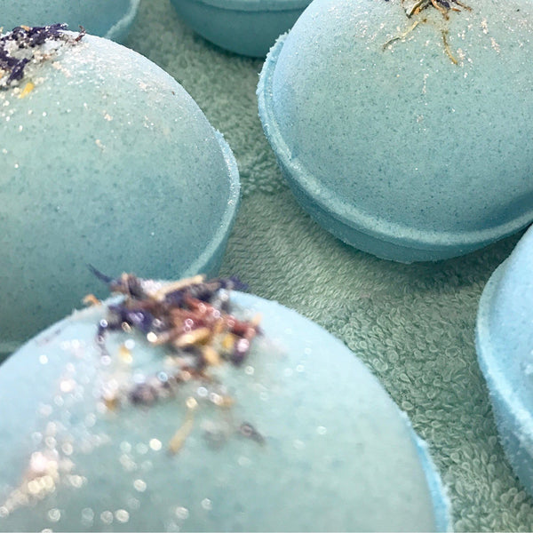 Large Bath Bomb - Assorted Scents! - Jourdan's Jewels
