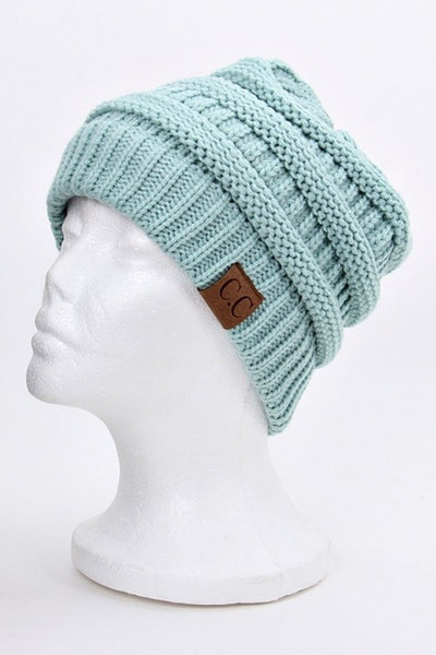 CC Beanie - Mint - Jourdan's Jewels