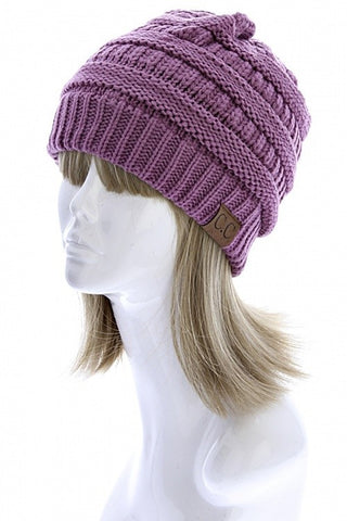 CC Beanie - Lavender - Jourdan's Jewels