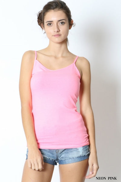 Basic Layering Tank - 10 Colors! - Jourdan's Jewels
