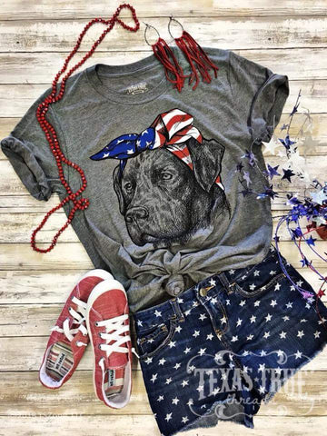 American Lab Tee - Jourdan's Jewels