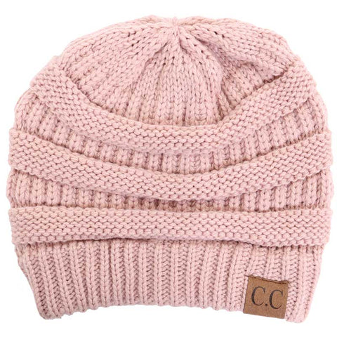 CC Beanie - Rose - Jourdan's Jewels