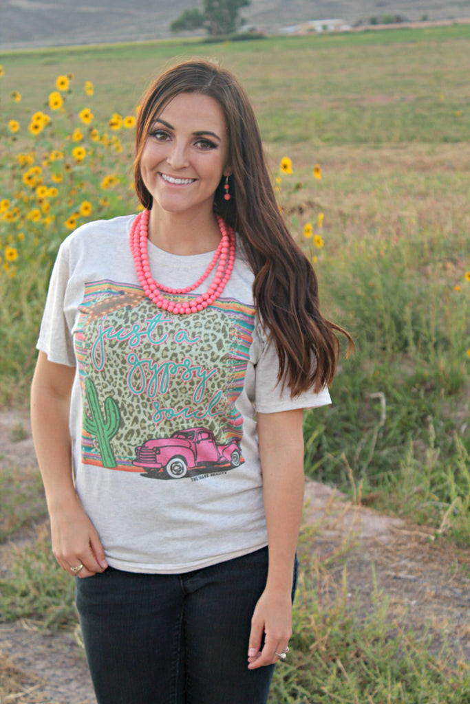 Just a Gypsy Soul Tee - Jourdan's Jewels