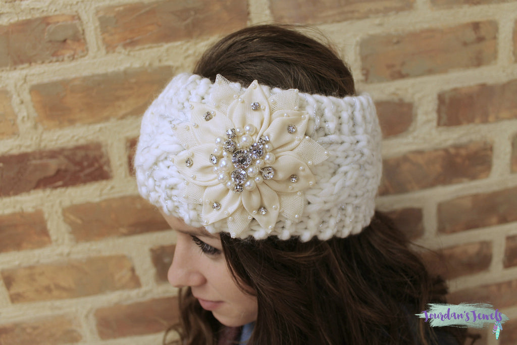 Renee Headwrap - Ivory