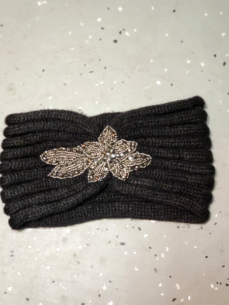 Staci Headwrap - Black