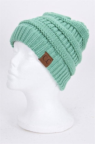 CC Beanie - Sage - Jourdan's Jewels