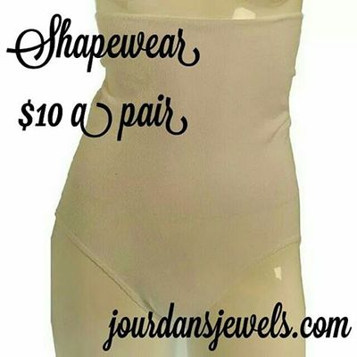 Nude Shapewear Undies - Jourdan's Jewels