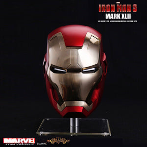 IRON MAN 3 - MK 42 Iron Man Helmet
