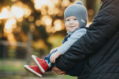 What to consider when buying your child's first shoes?