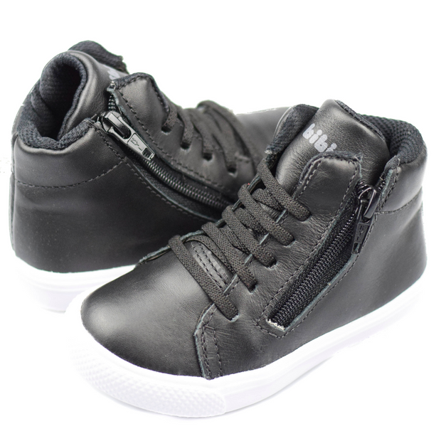BIBI AGILITY MINI BLACK High Tops