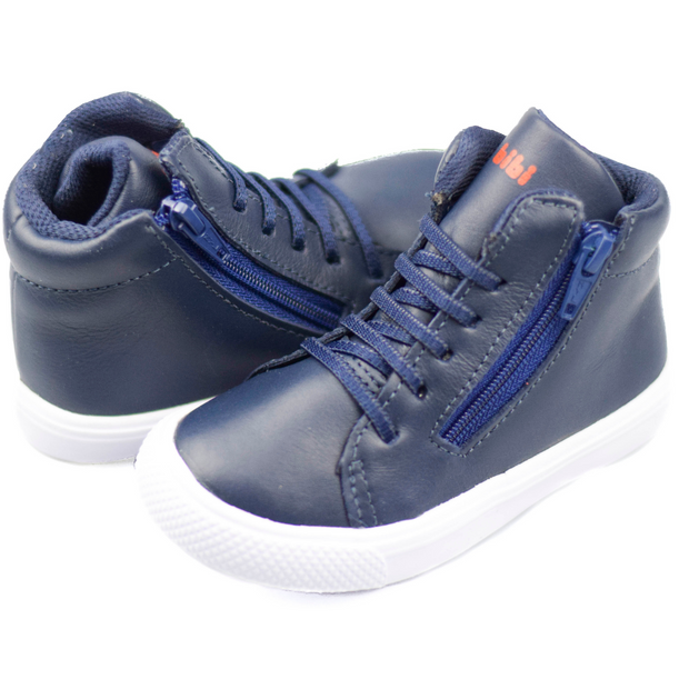 BIBI AGILITY MINI NAVY High Tops