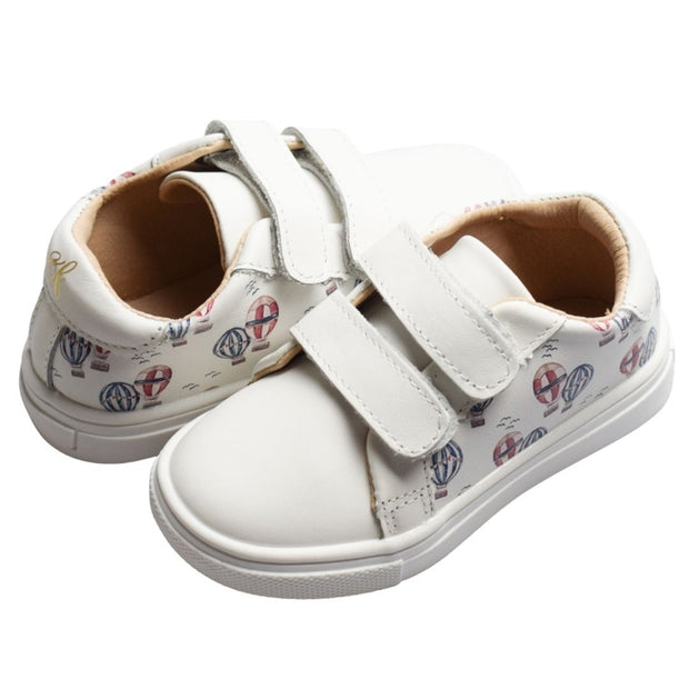 ANCHOR & FOX WONDERLAND SNEAKERS Hot Air Balloon