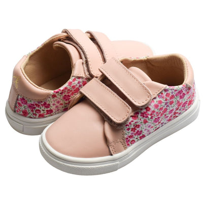 ANCHOR & FOX WONDERLAND SNEAKERS Phoebe Floral