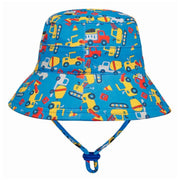 Bedhead Hats toddler boys hat back view