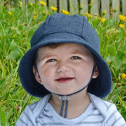 BEDHEAD HATS DENIM Toddler Bucket Hat
