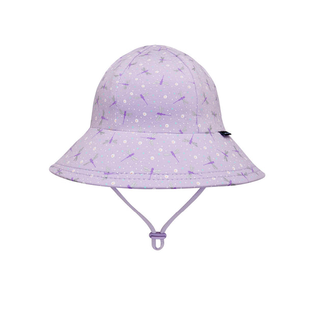 Bedhead Hats Flutter Ponytail Bucket Hat Girls Front